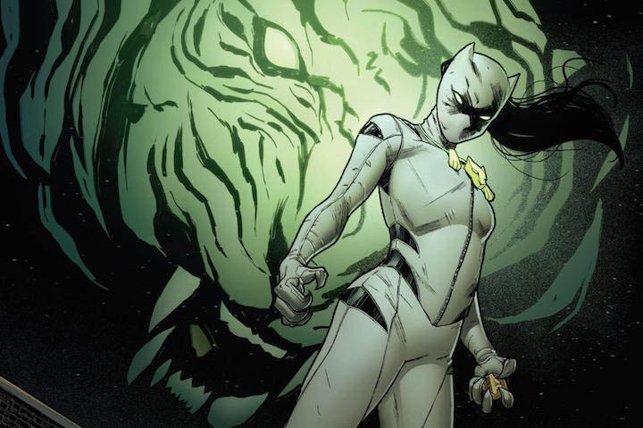 Marvel superhero Ava Ayala aka White Tiger