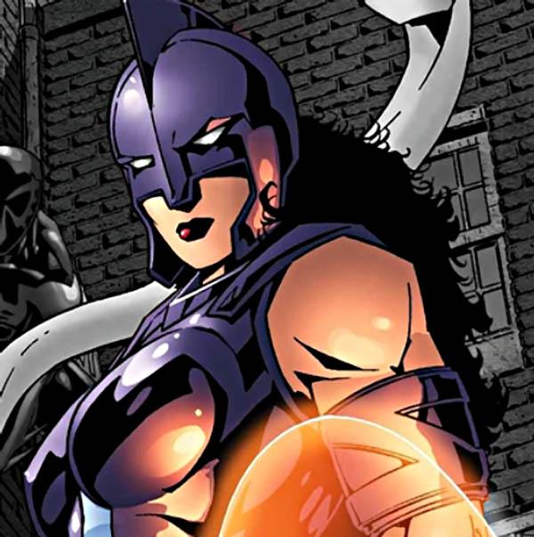 Marvel superhero Zara aka Power Princess