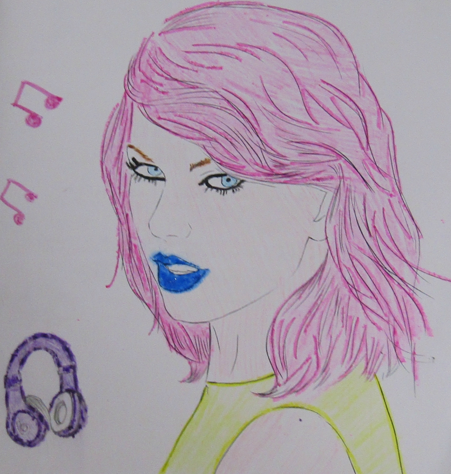 Colourme Taylor Swift 031517