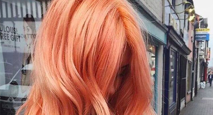 What It S Like To Dye Your Hair Blorange