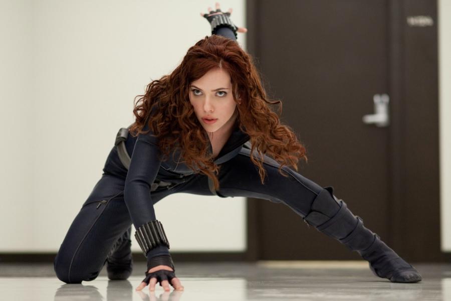 Still of Black Widow in Iron Man 2