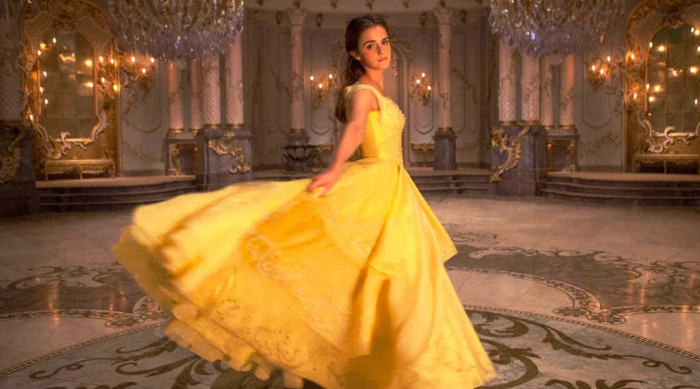 Emma Watson as Belle from Beauty and the Beast