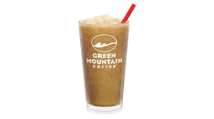 Iced Coffee from Sonic Drive-In