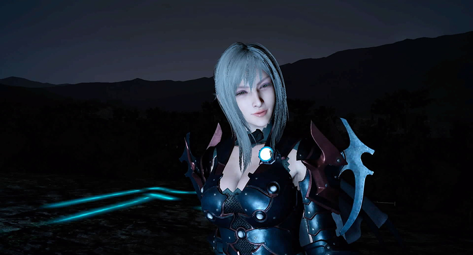 Final Fantasy XV Aranea Highwind