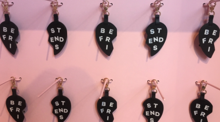 bff chains for best friends at popxsuki opening