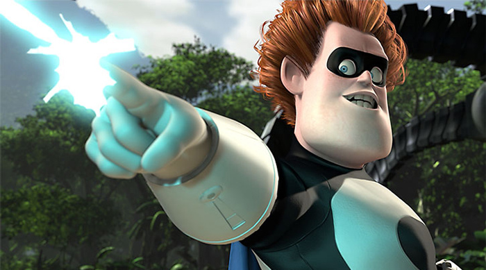 Syndrome: The Incredibles