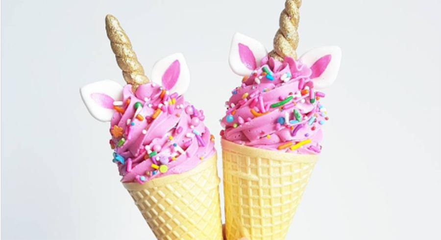 Unicorn Inspired Desserts And Treats