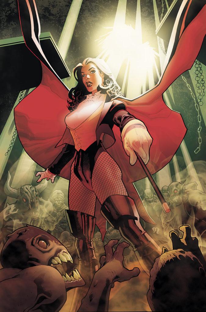 female heroes villains nude