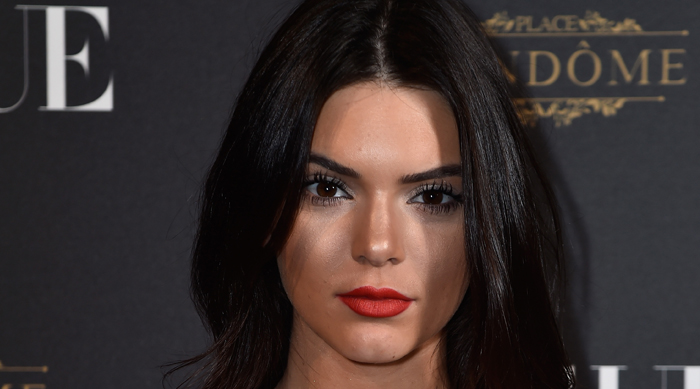 Kendall Jenner Highlighter Makeup