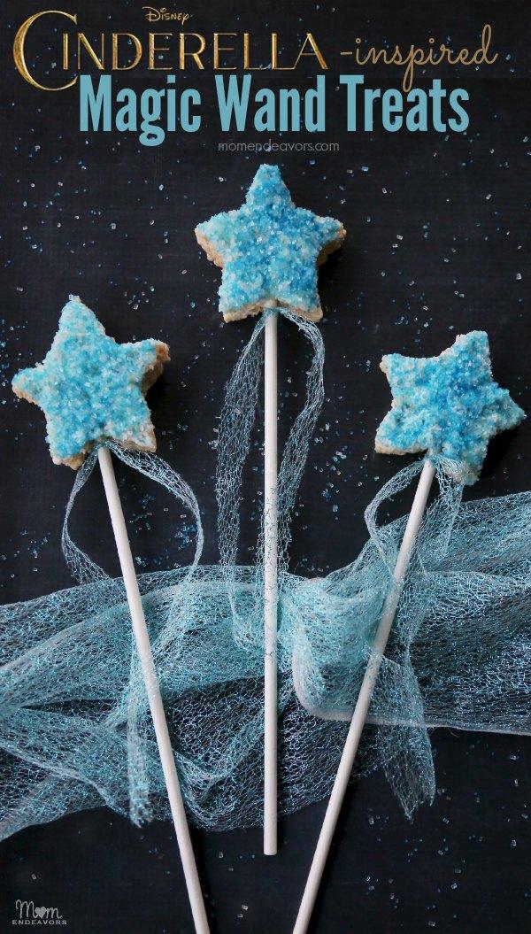 Prince Wand: Disney Princess-Inspired Dessert Recipes