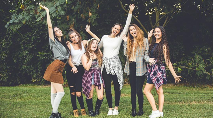 Cimorelli Alive group photo