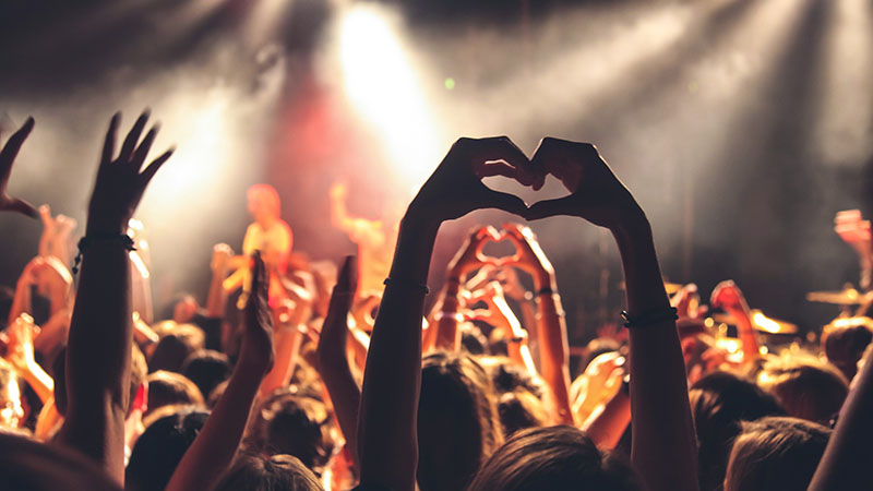 If you attend concerts regularly you 39 ll relate to this - Concert crowd wallpaper ...