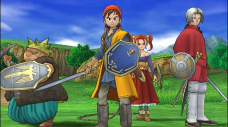 Dragon Quest VIII screenshot