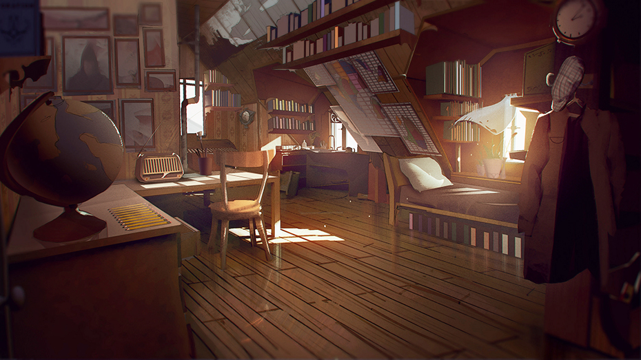 What Remains of Edith Finch study