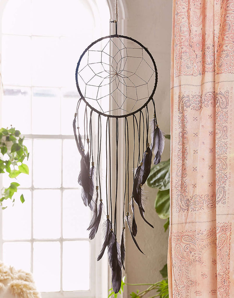 Gemma Dream Catcher From Urban Outfitters Hanging Up In A Room