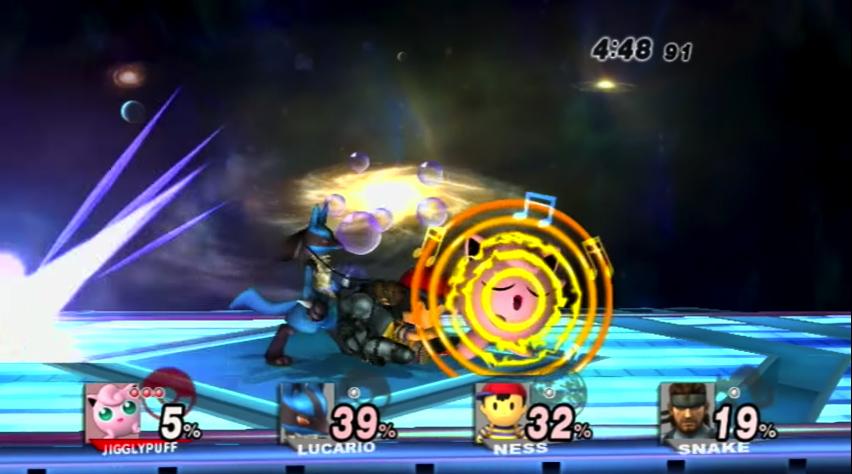 Super Smash Bros Brawl Jigglypuff