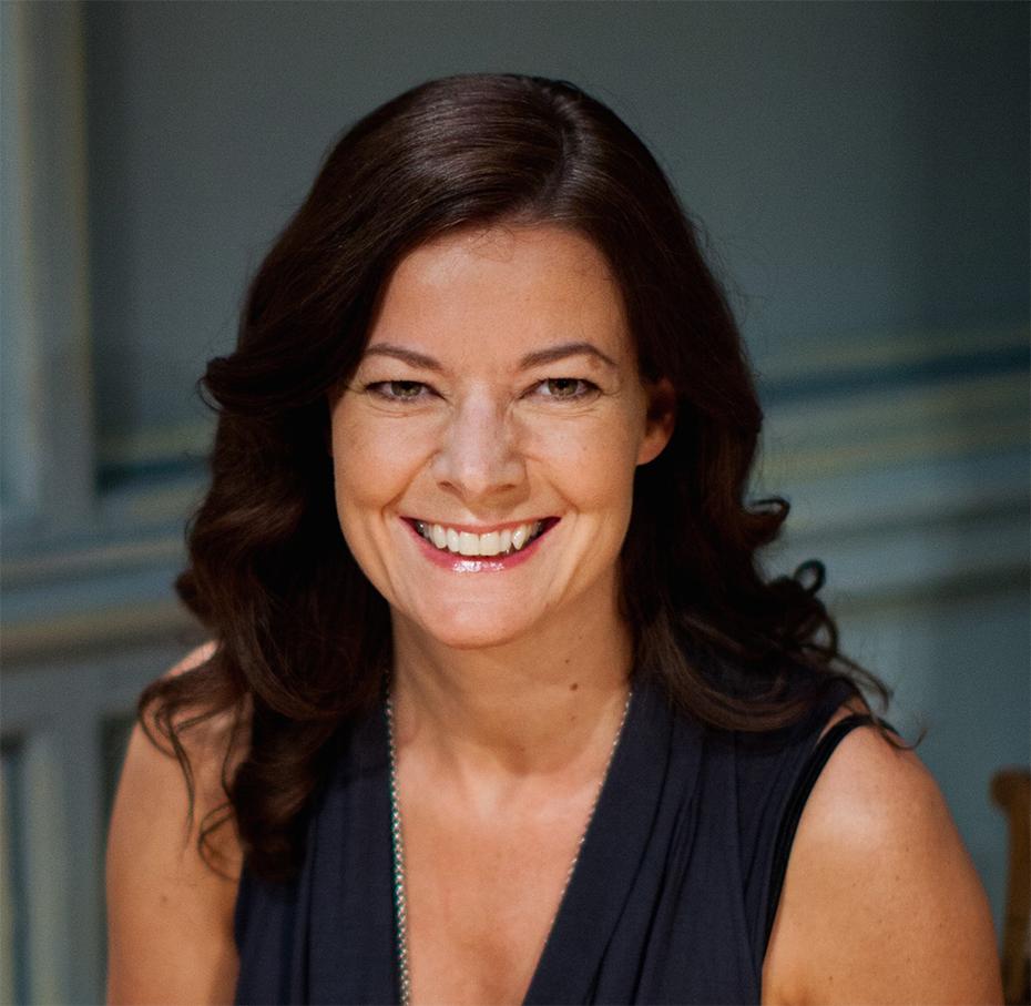 Kate Saxon theater director headshot