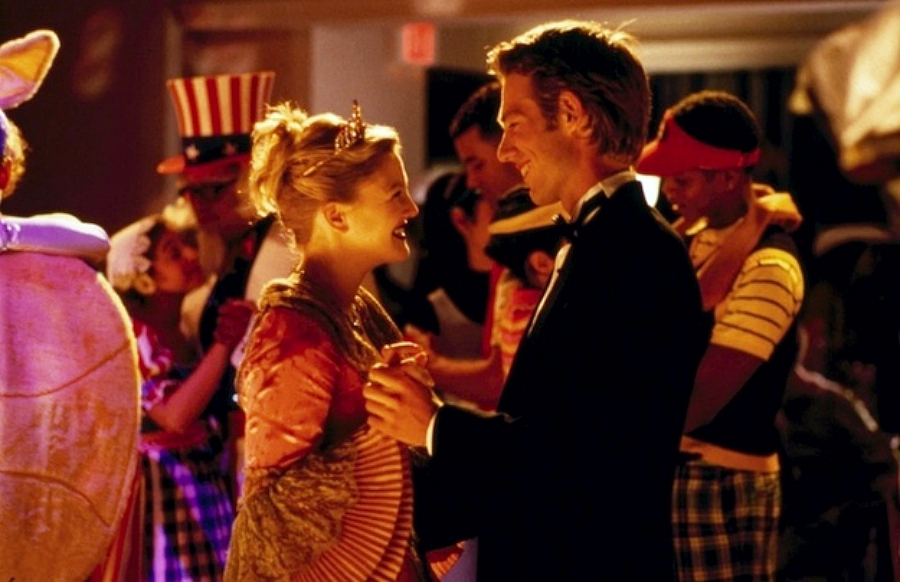Never Been Kissed prom scene movie still