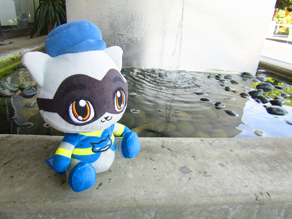 Sly Cooper Stuffed Animal, Review Of Stubbins Playstation Game Plushies