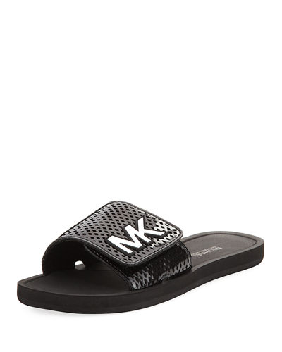 slide sandals that are for everywhere but the gym