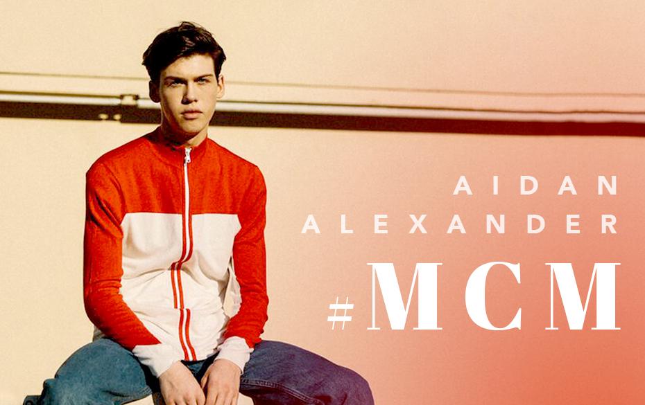 Aidan Alexander MCM art