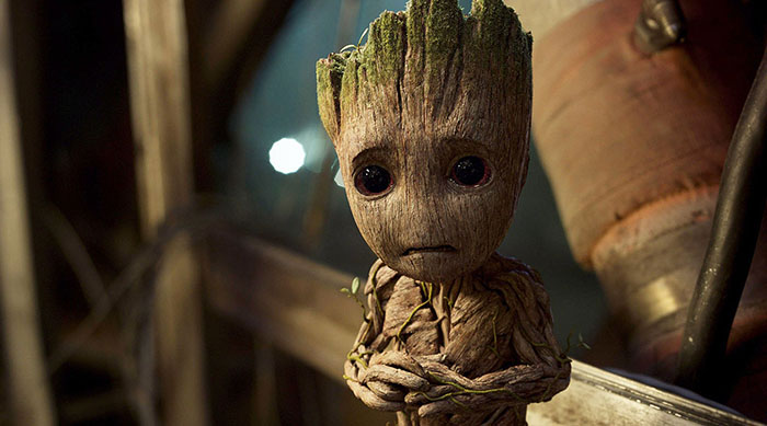 aedbb8d3ddb6a Baby Groot from Guardians of the Galaxy