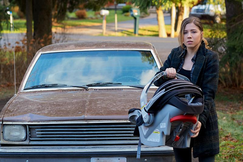 Jennette McCurdy in Netflix's Between