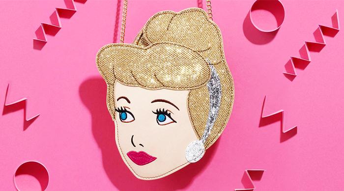 Cinderella Crossbody Bag