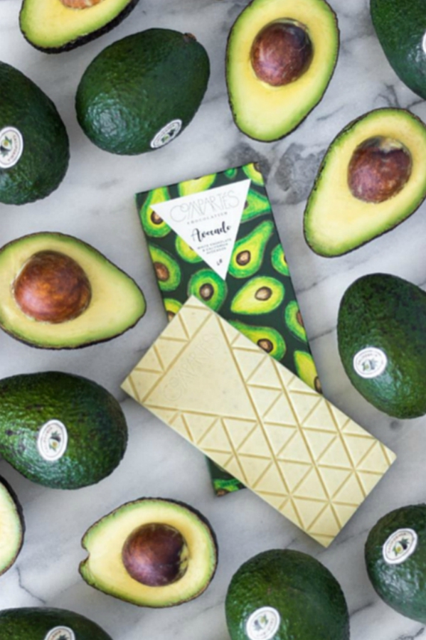 Compartes Chocolate Bars Most Unique Flavors