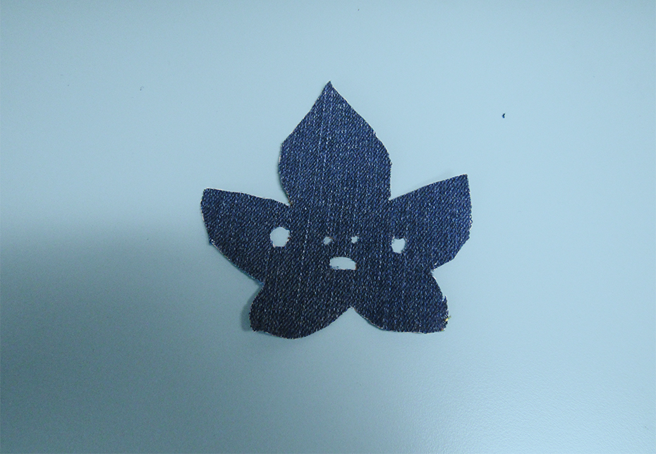 Cut korok leaf