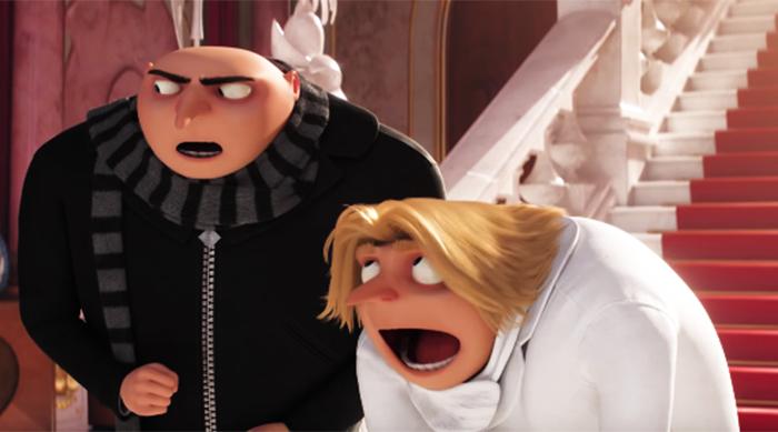Despicable Me 3: Gru and Dru