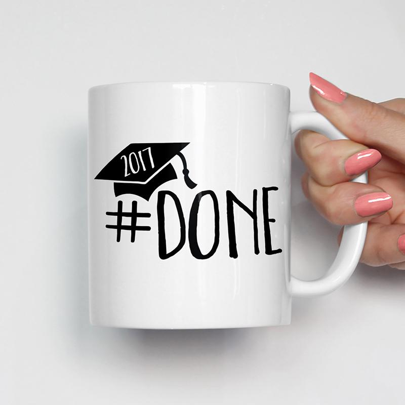 #Done mug