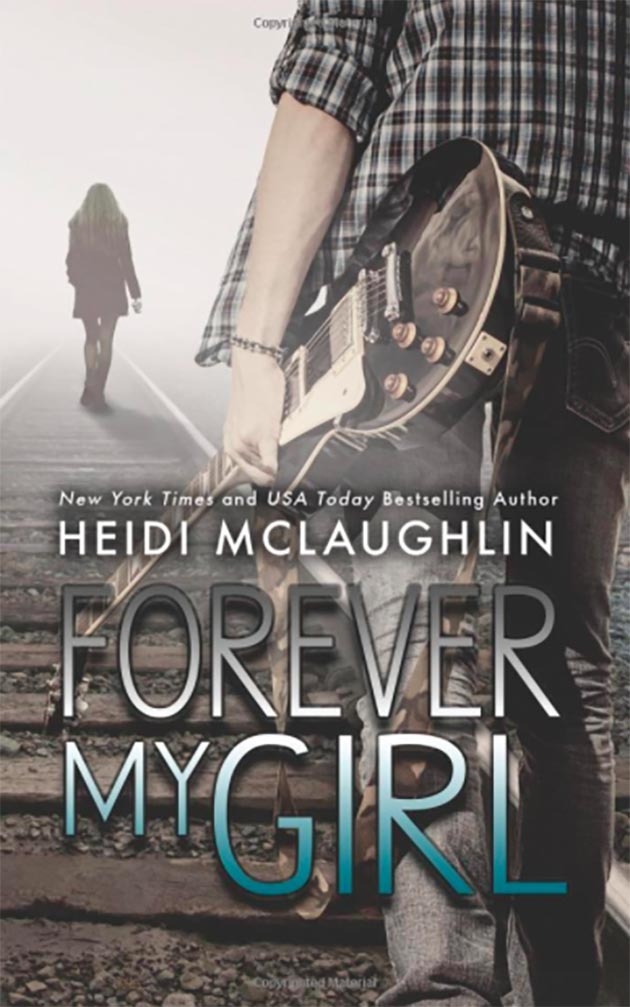Forever My Girl by Heidi McLaughlin book cover