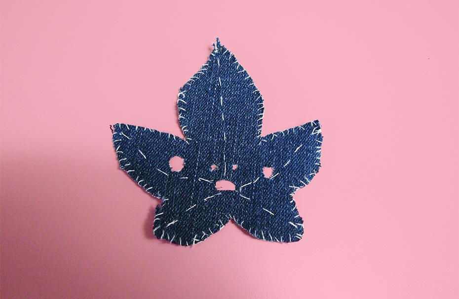 korok leaf with details