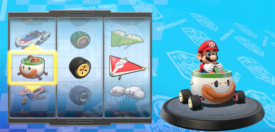 review of mario kart 8 deluxe for nintendo switch. Black Bedroom Furniture Sets. Home Design Ideas