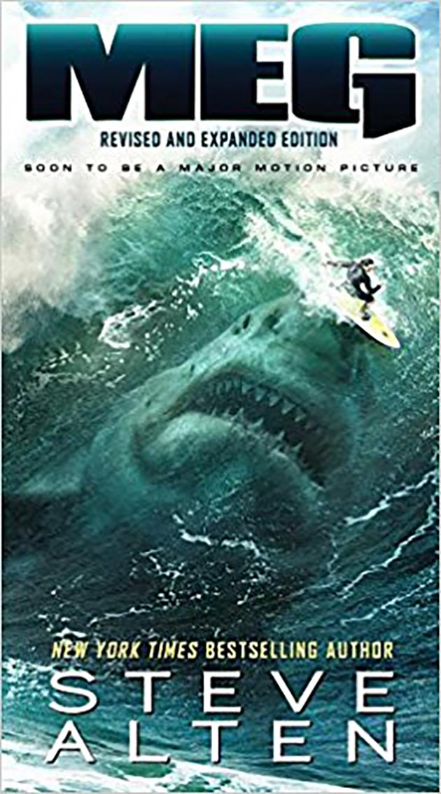 Meg book cover