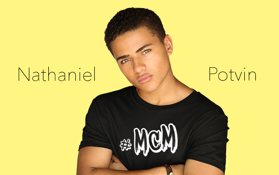 Fun Facts About Our Mcm Disney Xd Star Nathaniel Potvin