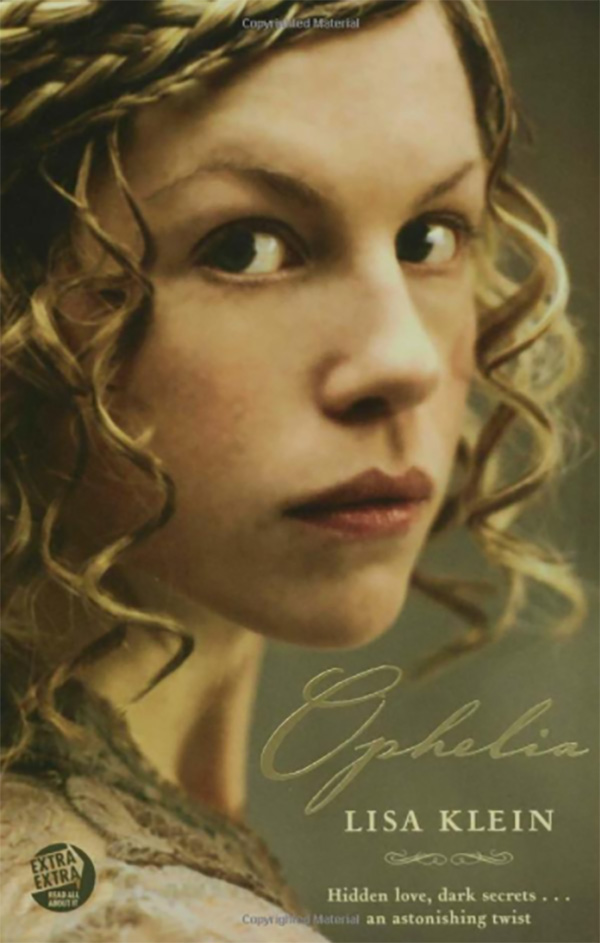 Ophelia book cover