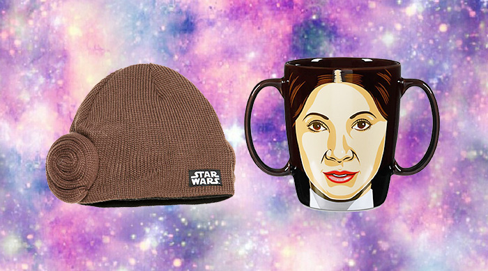 Princess Leia items