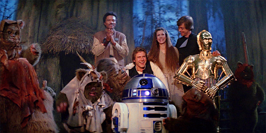 Star Wars: Return of the Jedi: Celebration on Endor