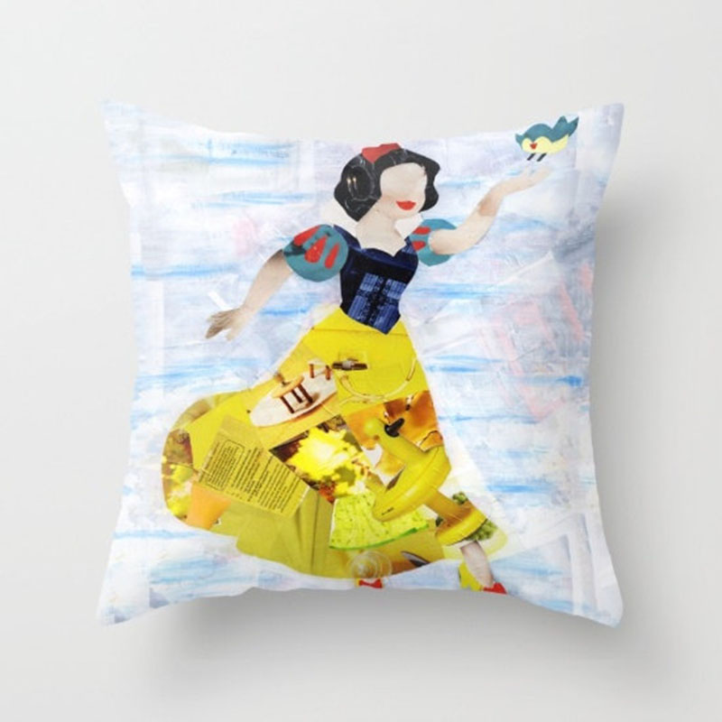 Snow White pillow from Etsy