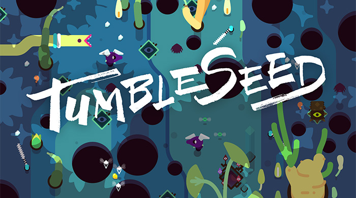 TumbleSeed game banner
