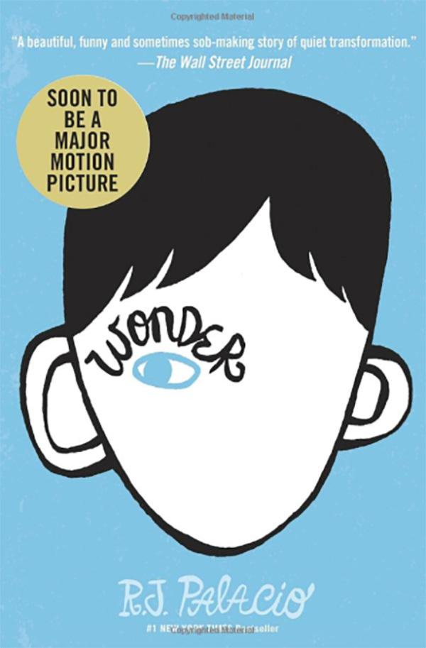 Wonder book cover