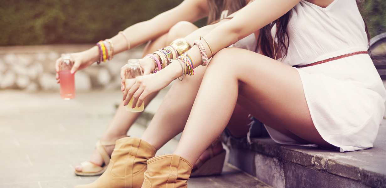 Stacked Bracelets Accessories Boho Luxe