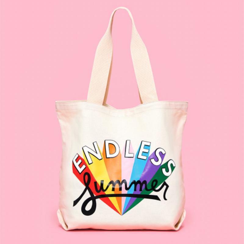 Endless Summer beach bag from Ban.do
