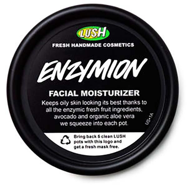 Enzymion moisturizer from Lush