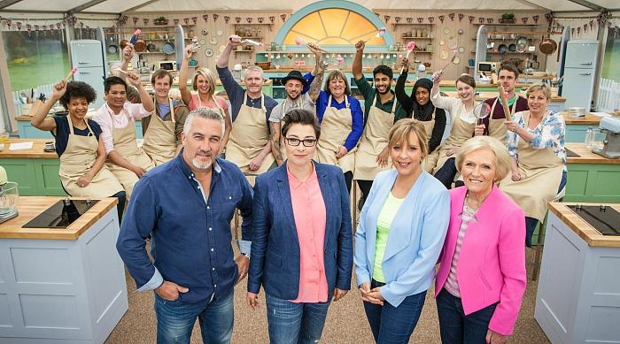 Great British Bake Off season contestants