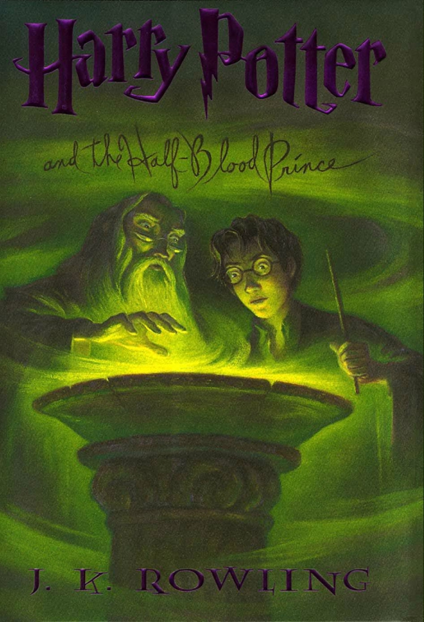 Harry Potter Book Cover Half Blood Prince : What your favorite harry potter book reveals about you