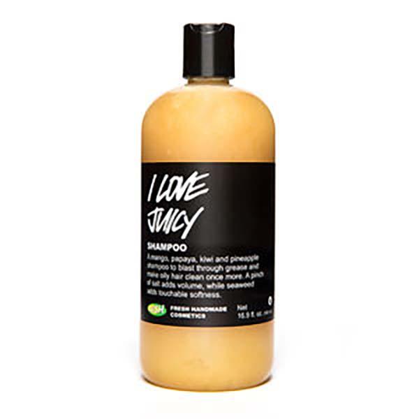 I Love Juicy Shampoo from Lush