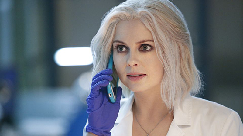 The CW's iZombie